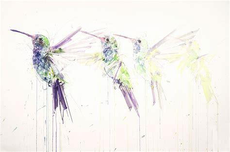 hummingbird movement dave white