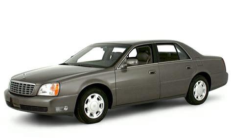2000 Cadillac Deville Base 4dr Sedan Information