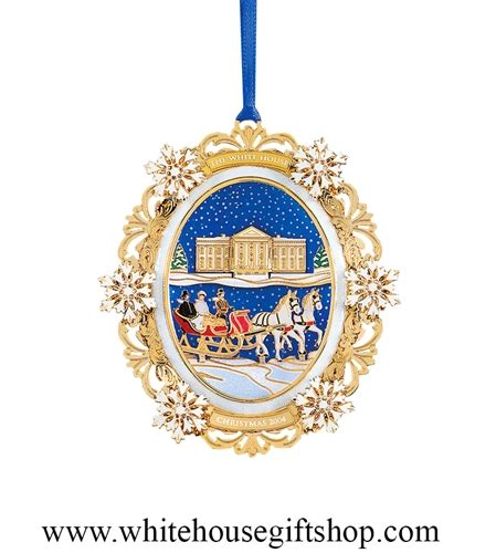 2004 white house historical ornament rutherford b hayes