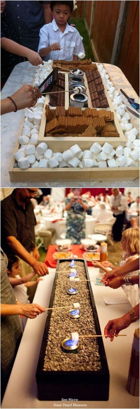Top 25 Rustic Barbecue BBQ Wedding Ideas Bbq wedding
