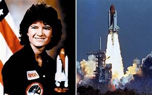 In pictures: Sally Ride, America's first female astronaut ...