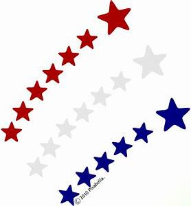 Red shooting star clipart - ClipartFest