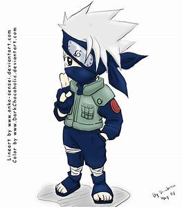 Chibi Kakashi_COLLAB4 by Anko-sensei on DeviantArt