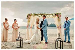 inspirations on simple but still amazing beach wedding With simple beach wedding ideas