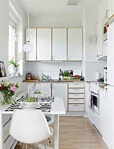 beautiful small apartment only 36 square meters home With small apartment kitchen design photos