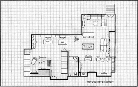 inspiration man cave blueprints house plans