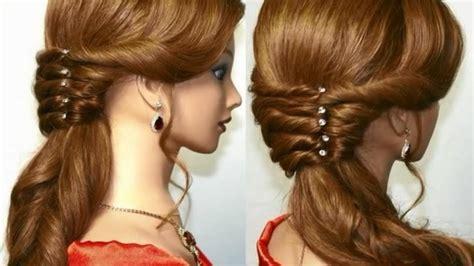easy  stylish hairstyle  fashion