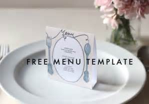 free wedding menu templates free downloadable diy wedding menus etsy weddings