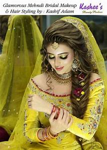Latest Makeup Ideas for Mehndi event