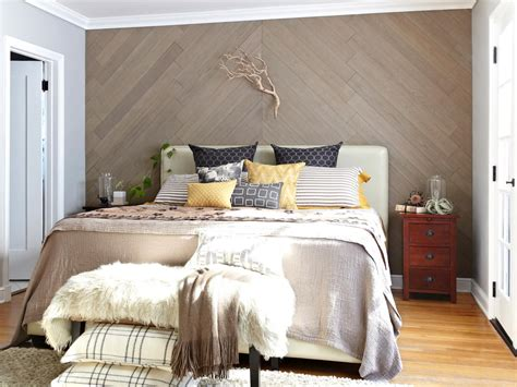 Apply Stikwood Wall Paneling Hgtv