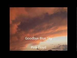 Pink Floyd The Wall Goodbye Blue Sky video ...