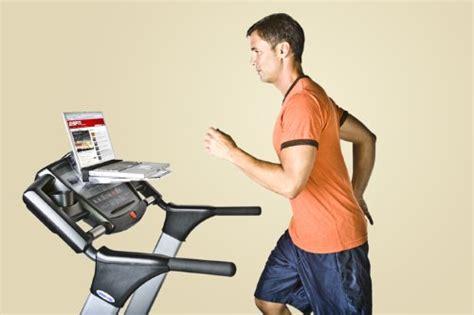 Surfshelf Treadmill Desk And Laptop Holder by Merrithew Cardio Tr Rebounder 22 Inch Spx Spx Max