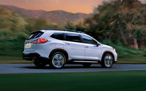 subaru ascent release date price safety features