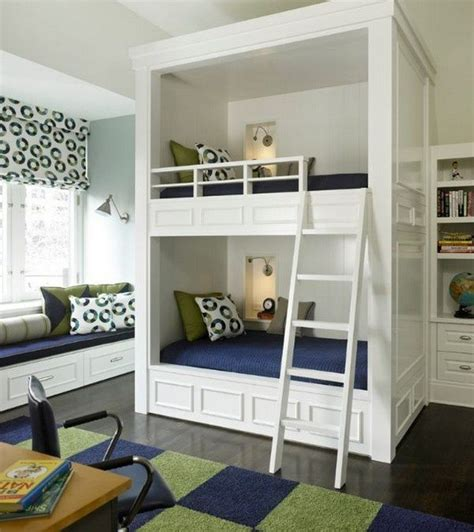 We designed this as two twin size murphy check out how a tile statement wall in your bathroom using cement tile, natural stone. 50 Amazing Contemporary Bunk Bed Ideas - Decor Around The World