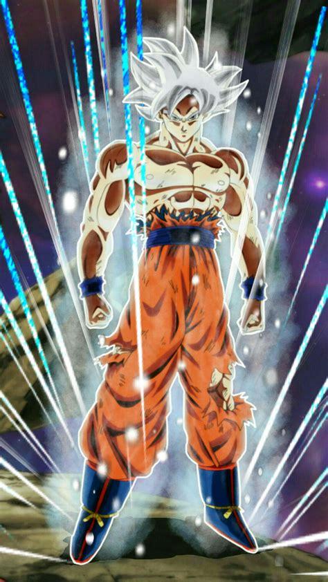 godly showdown goku ultra instinct db dokfanbattle