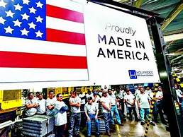 Do call it a comeback: American manufacturing jobs are on the rise…