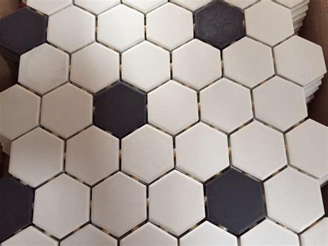 diy   tile  bathroom floor huffpost