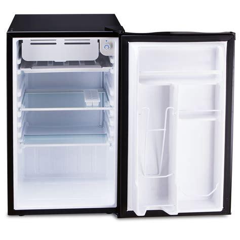 Mini Dorm Refrigerator And Freezer Compact Fridge Cooler