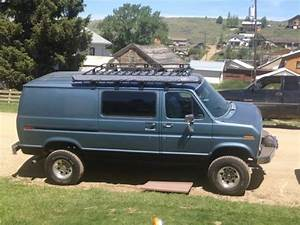 Ford E Series Van 4x4 Adventure Vehicle