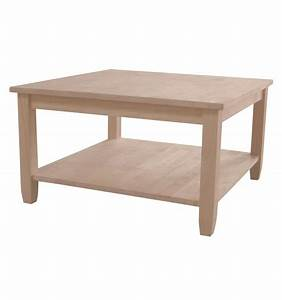 32 inch solano square coffee table simply woods for 32 inch square coffee table