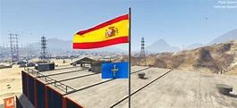 Bandera de Asturias | Asturias flag (Spain) - GTA5-Mods.com