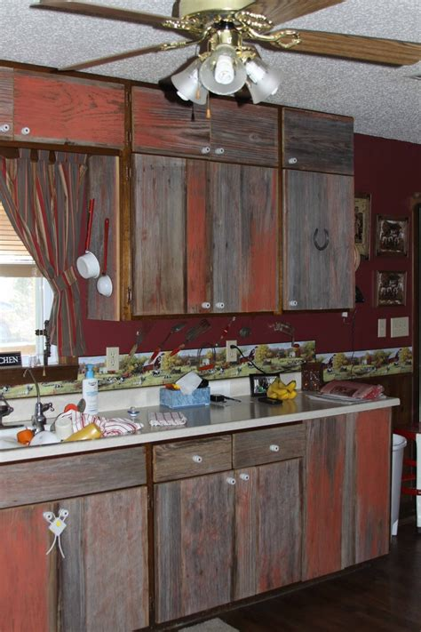barn door kitchen cabinets barn board cabinet doors ideas for around the house