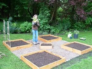 Jardin En Carré : jardin en carr s mon jardin aux hortillons ~ Premium-room.com Idées de Décoration