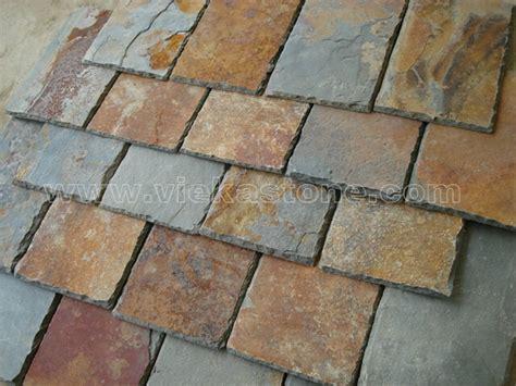 rectangle slate tile roofing slate vieka stone co ltd