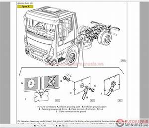 Iveco Truck Workshop Manual  Technical  Parts  U0026 Repair