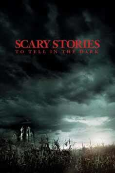 scary stories     dark poster  goldposter
