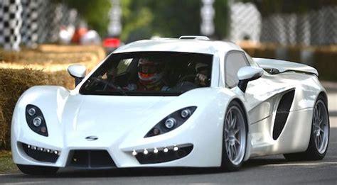 Sin R1 Lightweight Supercar