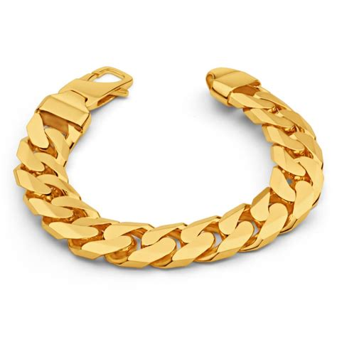 9ct Yellow Gold Heavy Gents 23cm Bracelet G10003924 Grahams. Husband And Wife Rings. Jewellers Chains. Flamingo Bangle Bracelet. Fashionable Rings. Unique Necklaces. Gold Pendant Necklace. Custom Engraved Pendant. 0 5 Carat Diamond