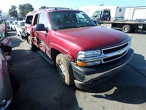 Used Parts 2005 Chevrolet Suburban 4x4 5 3l V8 Complete