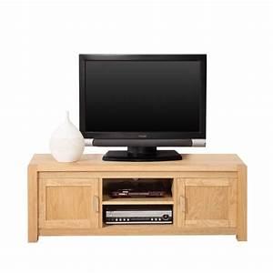 Meuble Chene Clair : meuble banc tv hifi ch ne clair ~ Edinachiropracticcenter.com Idées de Décoration
