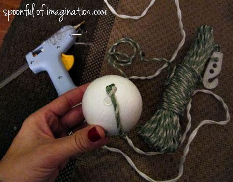 diy rope balls spoonful of imagination