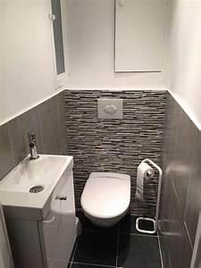 Stunning Idee Carrelage Toilette Ideas Design Trends 2017 Shopmakers Us