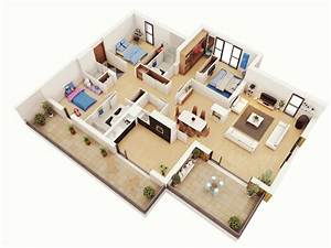 design of house 3 bedroom With house interior design ground floor