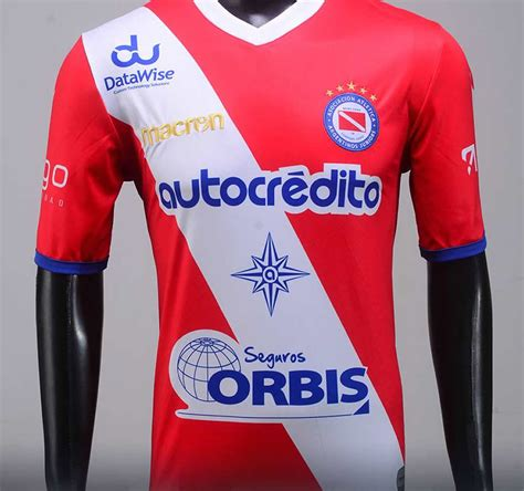 Argentinos jrs is in good shape as it has 3 wins in the last 5 games. Camiseta titular Macron de Argentinos Juniors 2017