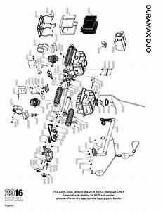 Duramax Duo Parts Diagram  U0026 Parts List 2016