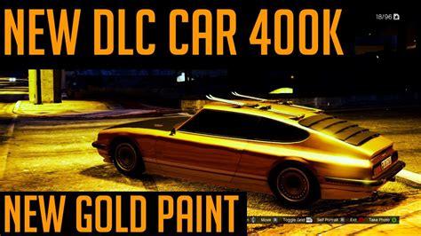gta  im   hipster dlc car worth   gold