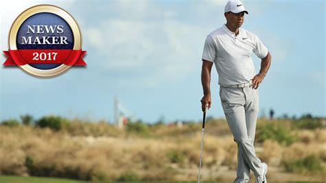 Newsmaker of the Year: No. 3, Tiger Woods | Golf Channel