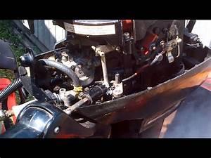 Mercury 110 9 8 Hp Outboard Motor