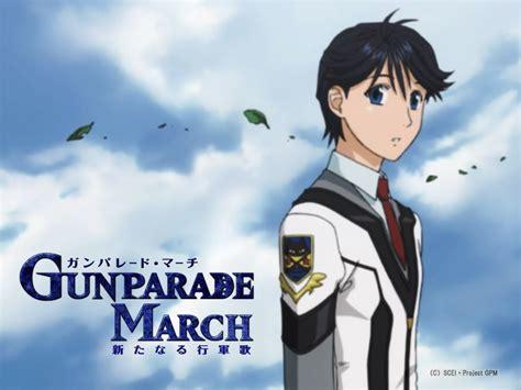 gunparade march episode  english dubbed  cartoons