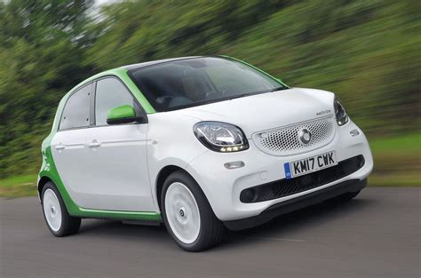 Electric Drive Car by Smart Forfour Electric Drive Performance Autocar