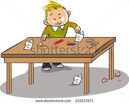 clear the table clipart child clipart cleaning table pencil and in color child