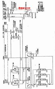 The Remote Controlled Door Lock Circuit Of Buick