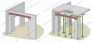 Ouverture Dans Un Mur Porteur : faire une ouverture dans un mur porteur en parpaing prix ~ Melissatoandfro.com Idées de Décoration