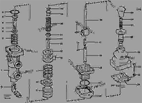 parking brake valve articulated haulers volvo ac