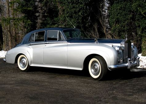 1960 Rolls Royce Silver Cloud Photos, Informations