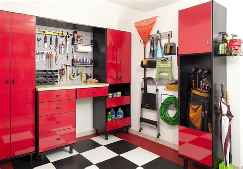 the closet works inc modern garage and shed other